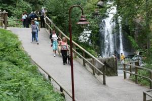 k-Schwarzwald 23-25.08.13 016 Triberger Wasserfälle